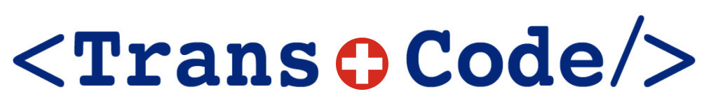 Trans*Code Switzerland logo
